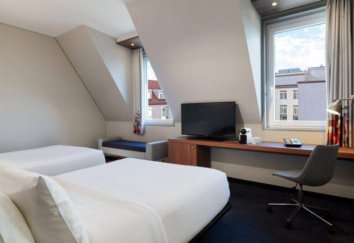 Gay Friendly Hotel Aloft Munich Germany
