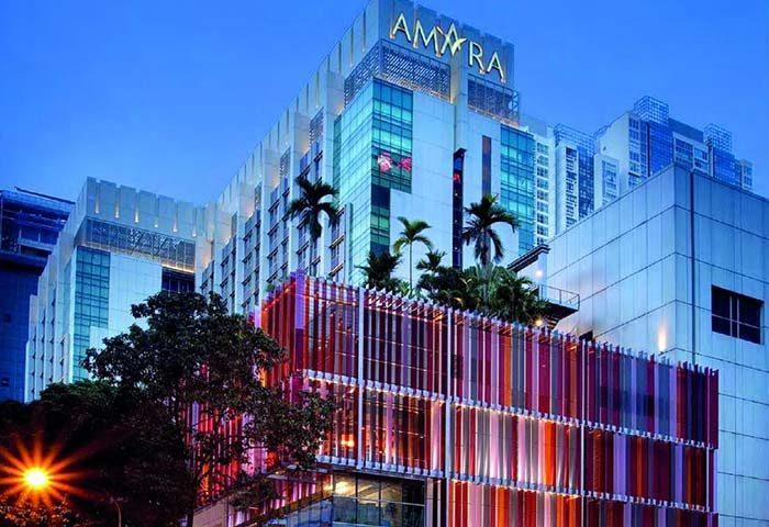 Gay Friendly Hotel Amara Singapore