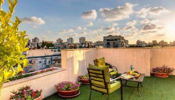 Gay Friendly Hotel Arbel Suites Hotel Tel Aviv