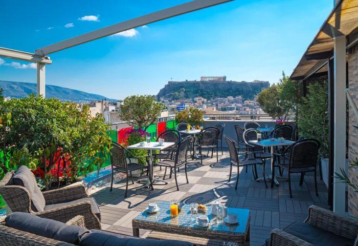 Gay Friendly Hotel Attalos Hotel Greece