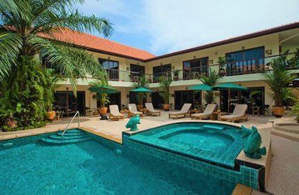 Gay Friendly Hotel Baan Souy Resort Pattaya