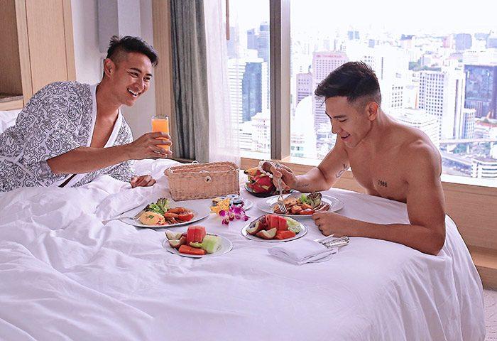 Gay Friendly Hotel Banyan Tree Bangkok Bangkok