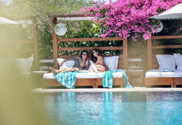 Gay Friendly Hotel Belvedere Mykonos - Hotel Rooms &Suites Greece