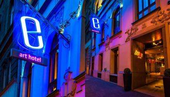 Gay Friendly Hotel Bohem Art Hotel Budapest
