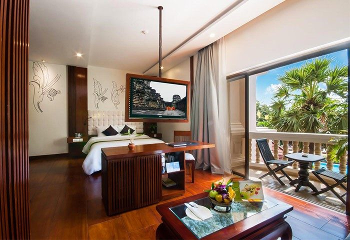 Gay Friendly Hotel Borei Angkor Resort & Spa