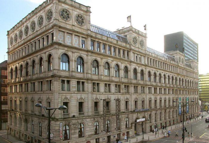 Gay Friendly Hotel Britannia Manchester Hotel United Kingdom