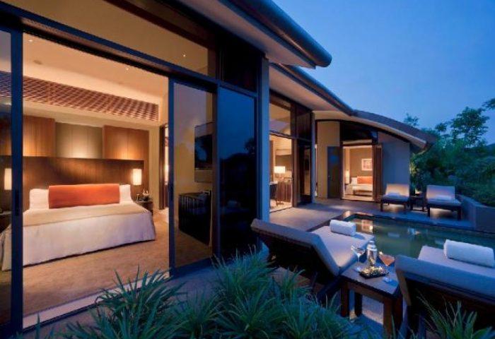 Gay Friendly Hotel Capella Singapore Hotel