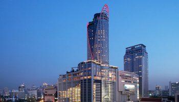 Gay Friendly Hotel Centara Grand at Central World Hotel (SHA Certified) Bangkok
