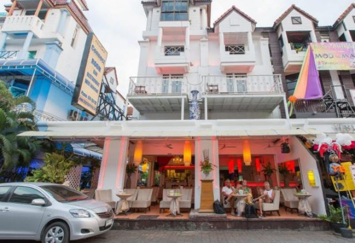 Gay Friendly Hotel Connect Guesthouse Phuket
