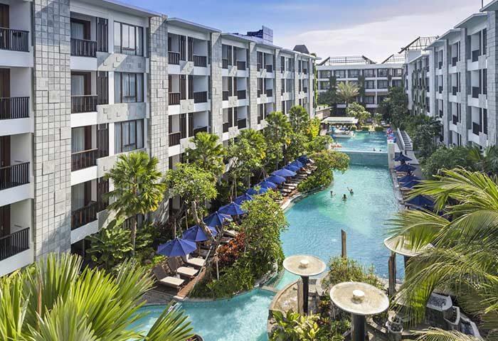 Gay Friendly Hotel Courtyard Bali Seminyak Resort