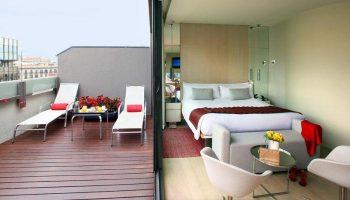 Gay Friendly Hotel Cram Barcelona