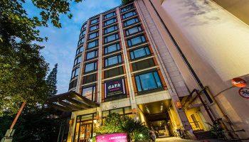 Gay Friendly Hotel Crowne Plaza Shanghai Noah Square
