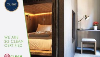 Gay Friendly Hotel Cube Boutique Capsule Hotel @ Chinatown