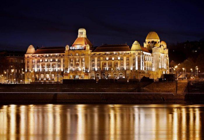 Gay Friendly Hotel Danubius Hotel Gellert Budapest