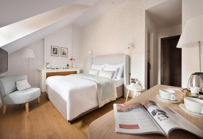 Gay Friendly Hotel Design Hotel Neruda Czech Republic