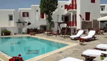 Gay Friendly Hotel Despotiko Hotel Mykonos