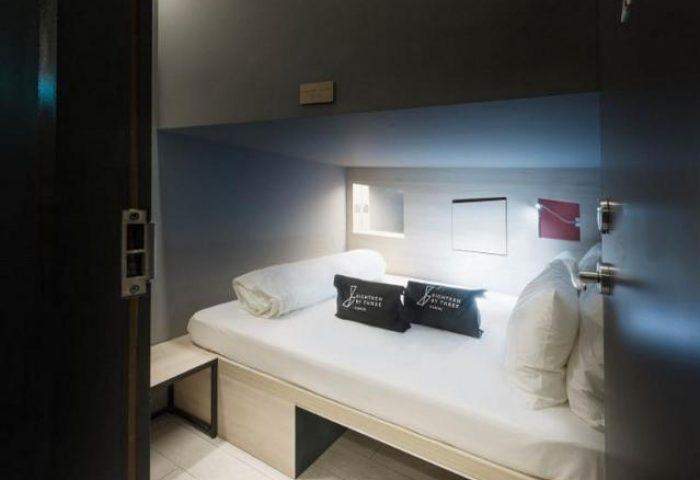 Gay Friendly Hotel Eighteen By Three Cabins