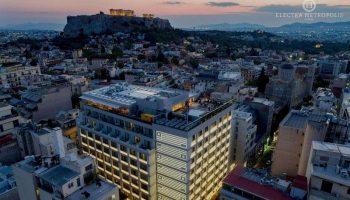 Gay Friendly Hotel Electra Metropolis Hotel Greece