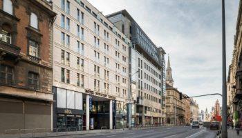 Gay Friendly Hotel Eurostars Budapest Center Budapest