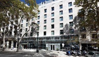 Gay Friendly Hotel Eurostars Hotel das Letras Lisbon