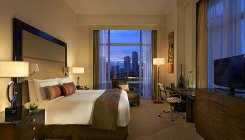 Gay Friendly Hotel Fairmont Makati (With Restrictions)