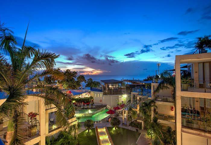 Gay Friendly Hotel FuramaXclusive Ocean Beach Hotel Seminyak