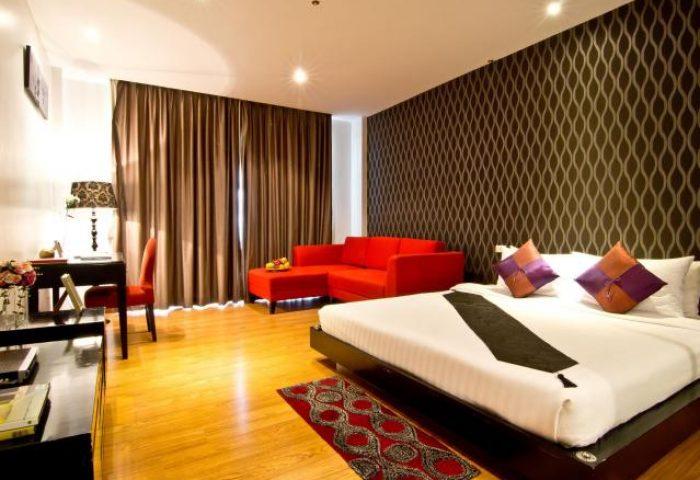 Gay Friendly Hotel Glitz Hotel Bangkok