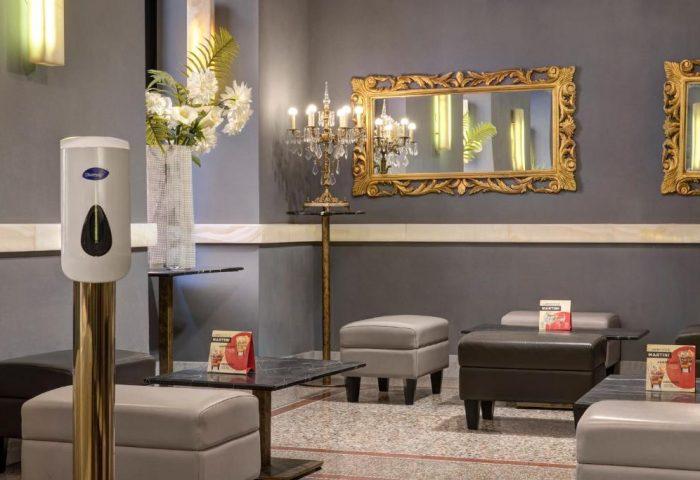 Gay Friendly Hotel Golden Tulip Rome Piram Rome