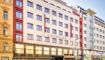 Gay Friendly Hotel Grandior Hotel Prague Prague