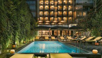Gay Friendly Hotel H10 Metropolitan Hotel Barcelona