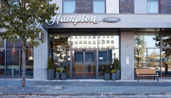 Gay Friendly Hotel Hampton by Hilton Berlin City East Side Gallery (Pet-friendly) Berlin