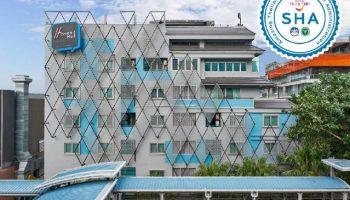 Gay Friendly Hotel Haven't Met Silom Bangkok