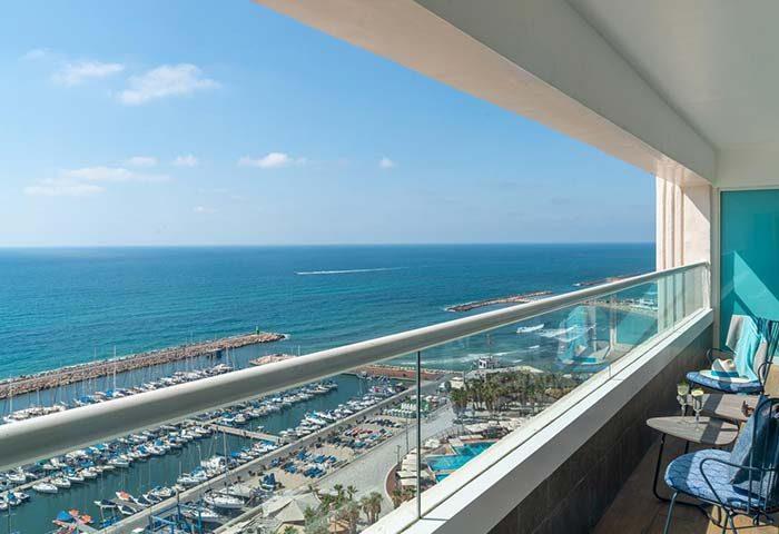 Gay Friendly Hotel Herods Tel Aviv By the Beach Tel Aviv