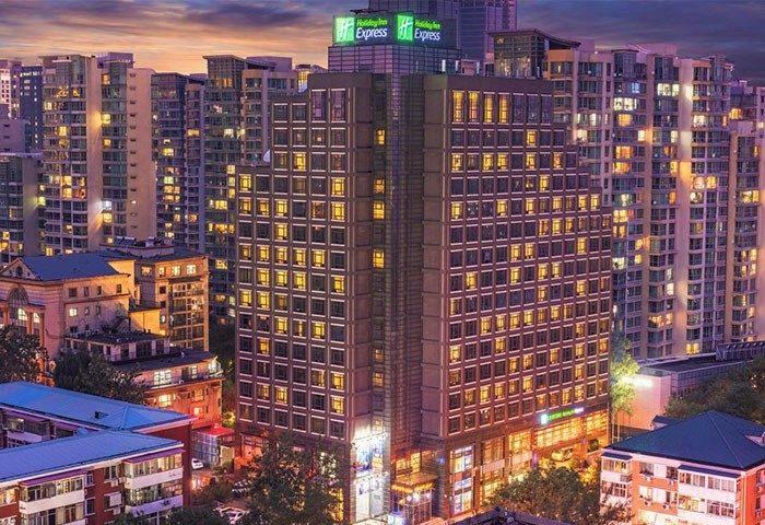 Gay Friendly Hotel Holiday Inn Express Beijing Dongzhimen