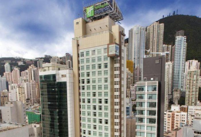 Gay Friendly Hotel Holiday Inn Express Hong Kong Soho