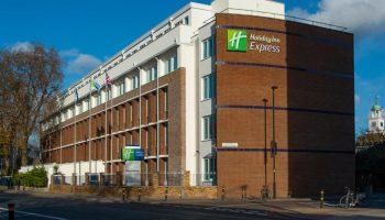 Gay Friendly Hotel Holiday Inn Express London - Vauxhall Nine Elms London
