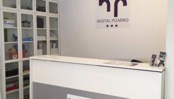 Gay Friendly Hotel Hostal Pizarro Madrid