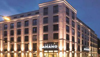 Gay Friendly Hotel Hotel AMANO (Pet-friendly) Berlin