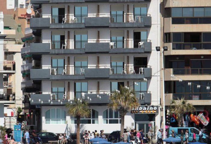 Gay Friendly Hotel Hotel Bilbaino Spain