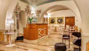 Gay Friendly Hotel Hotel Canada Rome