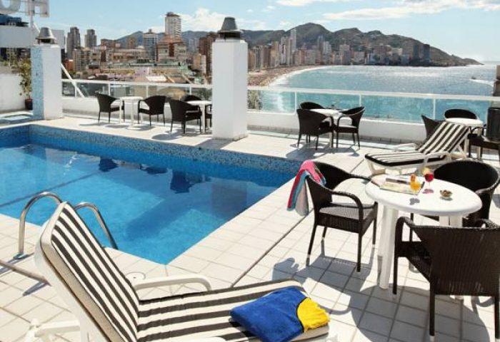 Gay Friendly Hotel Hotel Centro Mar Spain
