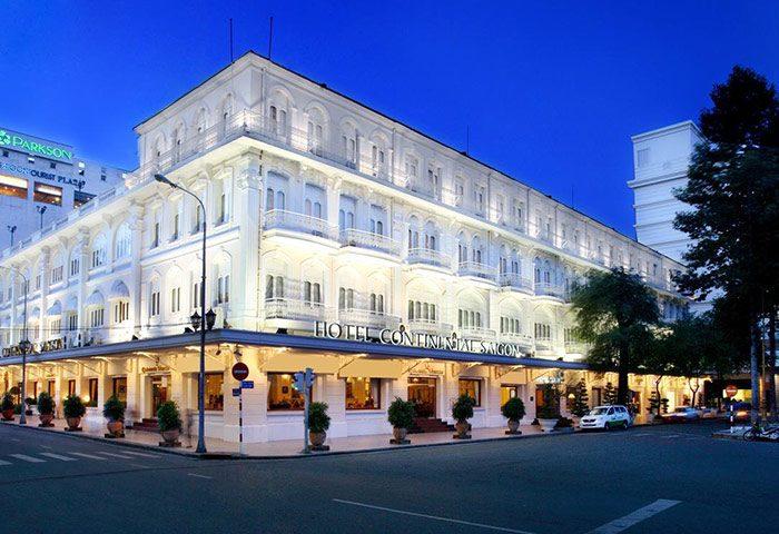Gay Friendly Hotel Hotel Continental Saigon