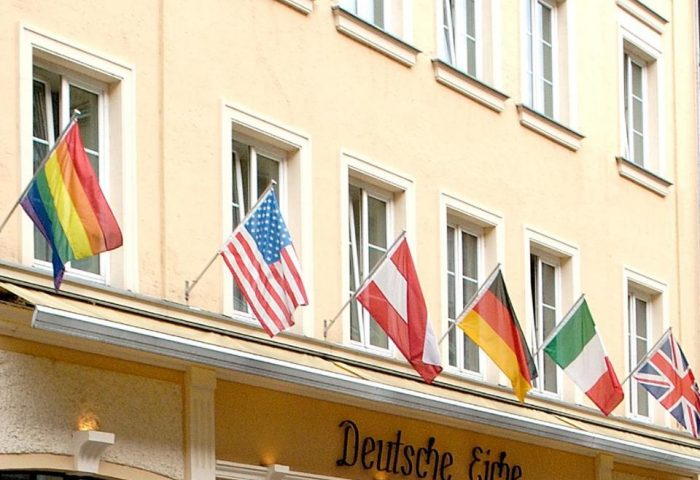Gay Friendly Hotel Hotel Deutsche Eiche Germany