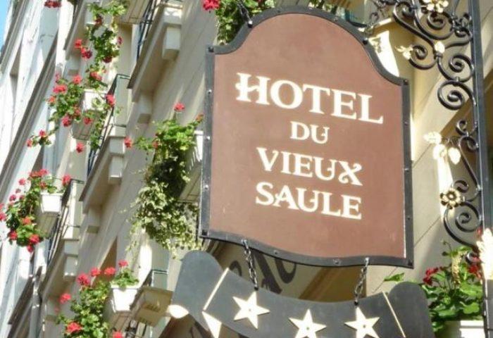 Gay Friendly Hotel Hotel Du Vieux Saule (Pet-friendly) Paris