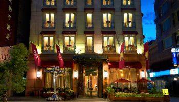 Gay Friendly Hotel Hotel Eclat Taipei