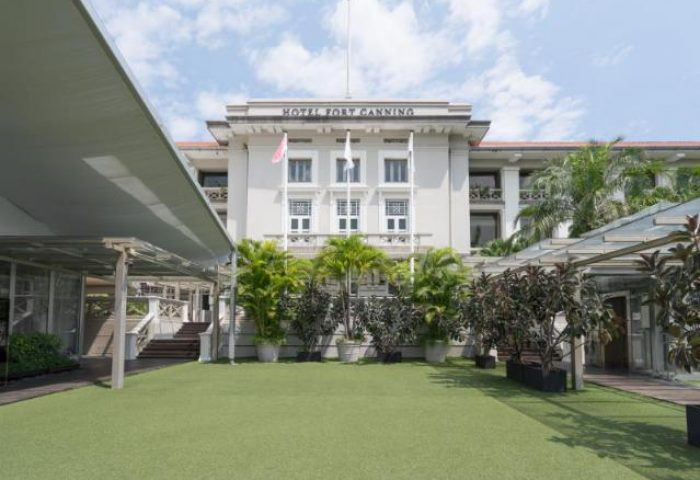 Gay Friendly Hotel Hotel Fort Canning