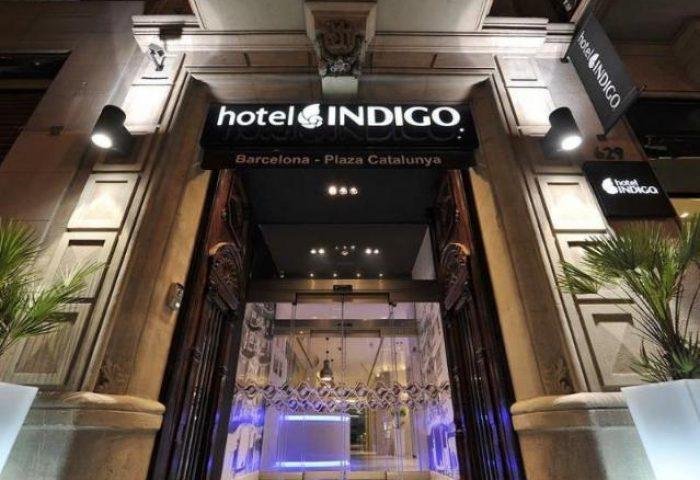 Gay Friendly Hotel Hotel Indigo Barcelona - Plaza Catalunya Barcelona