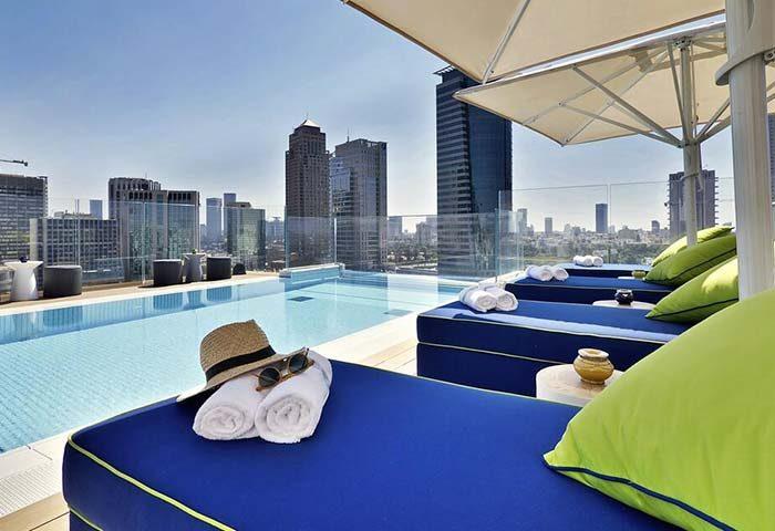 Gay Friendly Hotel Hotel Indigo Tel Aviv - Diamond District Tel Aviv