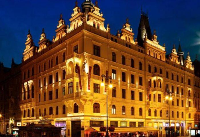 Gay Friendly Hotel Hotel Kings Court Prague