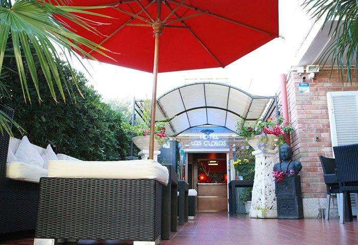 Gay Friendly Hotel Hotel Los Globos Sitges